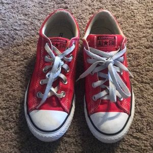 Lowtop converse